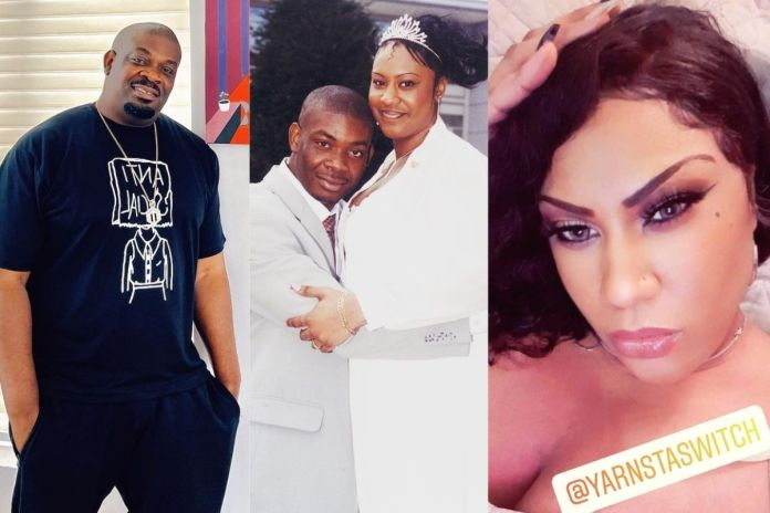 Oga Tell Us Why Your Marriage Failed - Uche Maduagwu Slams Don Jazzy