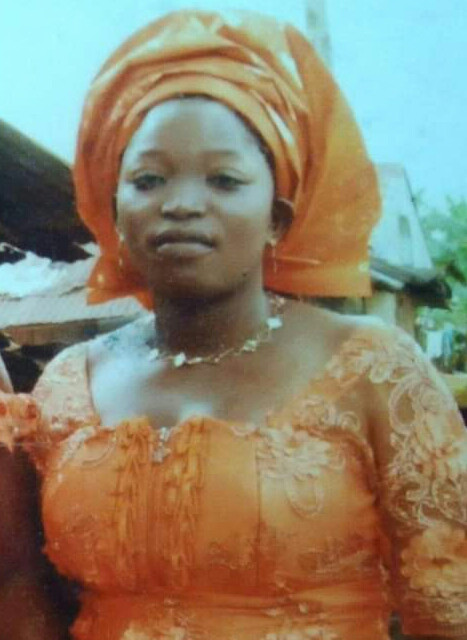 Police arrest pregnant mother of eight who allegedly stabbed her husband to death in Delta