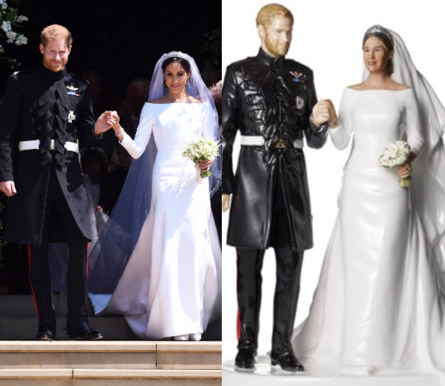 Price of Meghan Markle and Prince Harry