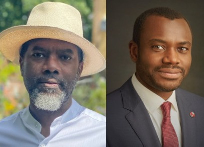 Reno Omokri replies Bank CEO,  Abubakar Suleiman, who blamed Nigerians who bad-mouth the country for Twitter