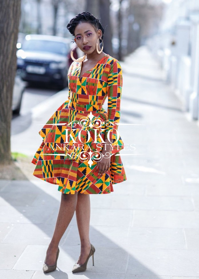Serve Some Mid-week Glow In These Jaw-dropping Ankara Styles