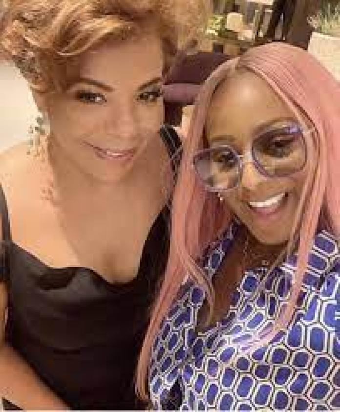 DJ Cuppy's Mother Nana Slams Her Over Revealing Outfit