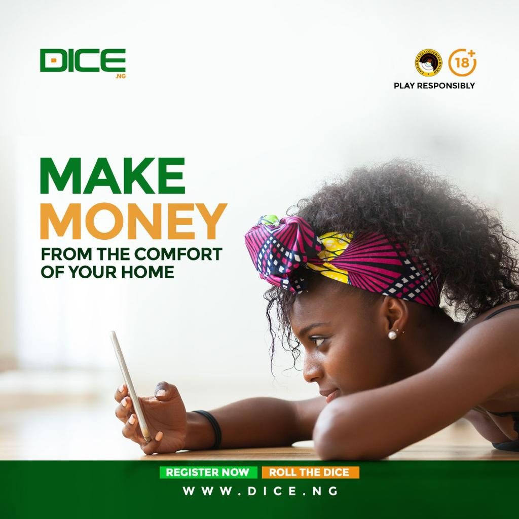 Earn Remotely, Lets Roll!... Create a game and win big on Dice