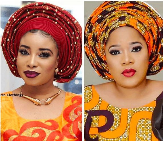 Toor! Lizzy Anjorin Fires Again At Toyin Abraham, And This Time, With A Counter-Sue