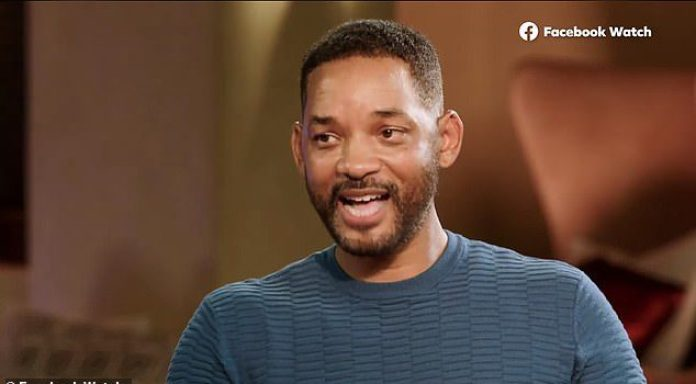 """""""It's Funny But I'll Block You"""", Will Smith Reacts To 'Entanglement' Joke"""