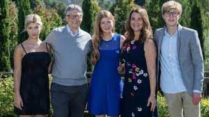 Bill And Melinda Gates Daughter, Jennifer Gates Speaks On Her Parents' Divorce