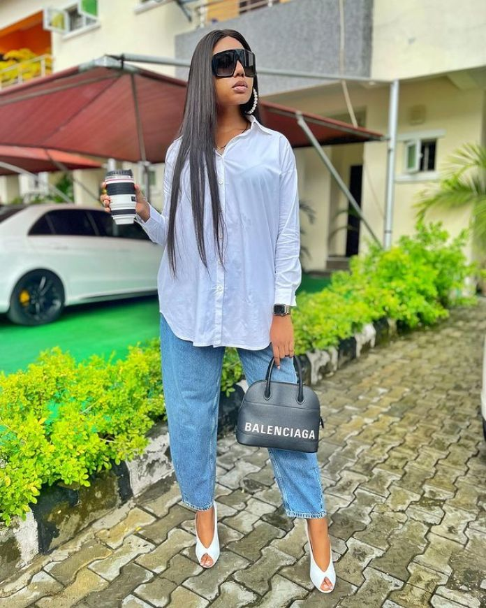 Nancy Isime Is A Vibe And More In New Stunning Snaps