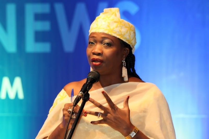 Abike Dabiri reacts to video of Nigerians being dehumanized by Ghanaian authorities, says