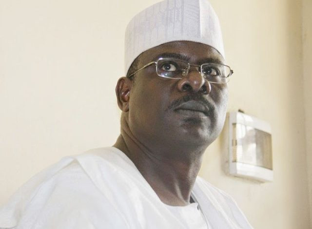 Arms used by insurgents were stolen from Armed Forces - Ndume