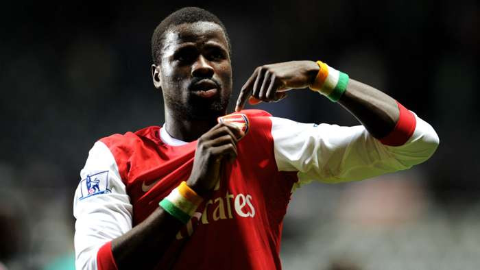 Former Arsenal star Eboue laughs off claims he is poor, despite revealing in 2017 he lost all his money and assets to ex-wife in divorce battle