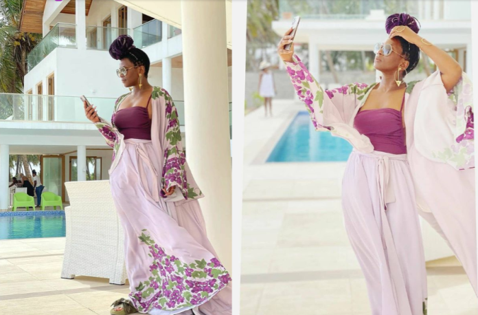 Genevieve Nnaji Is A Baby Girl For Life In Stunning New Photos