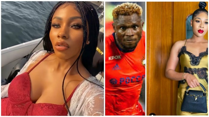 """I Don't Do Small Boys"", Mercy Eke Denies Crashing  Footballer's Marriage"