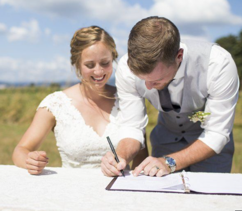Marriage certificate to now include mothers