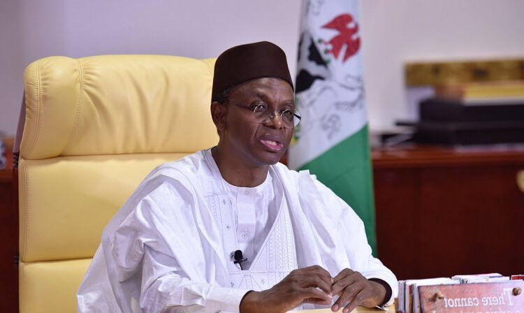 Ortom is not someone I take very seriously, he is using the Federal Government as a punching bag to distract attention from his failures - El-Rufai