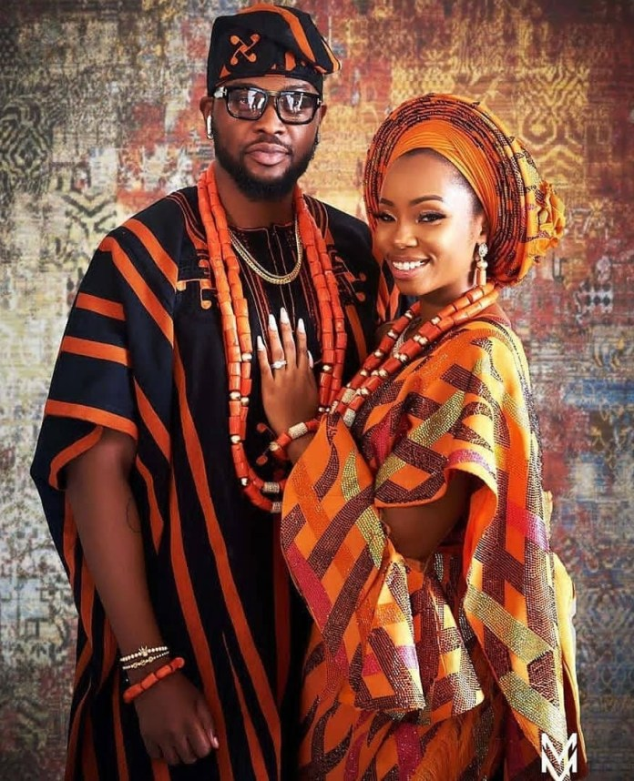 #BamTeddy: See Photos From Bambam And Teddy A's Introduction Ceremony