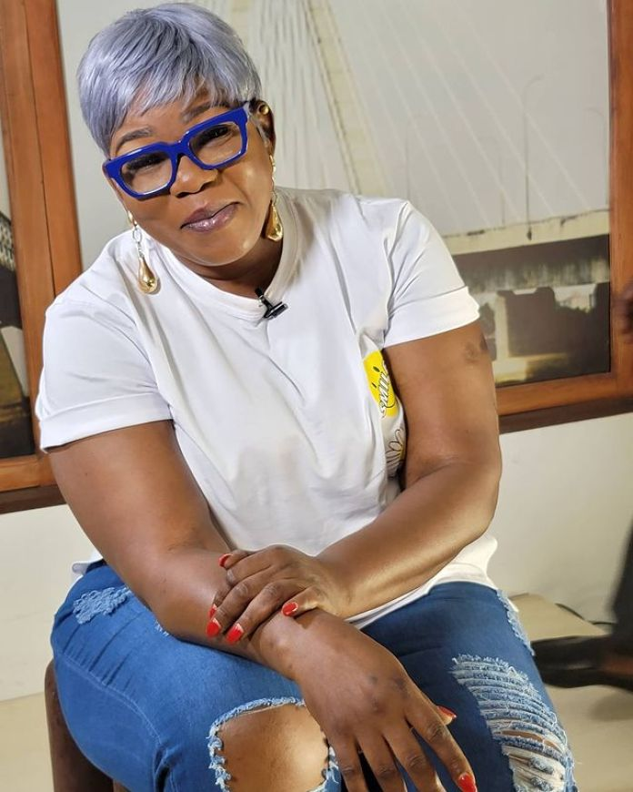 You're Not Supposed To Be Counted Among Women - Ada Ameh Slams Bukky Black For Supporting Baba Ijesha