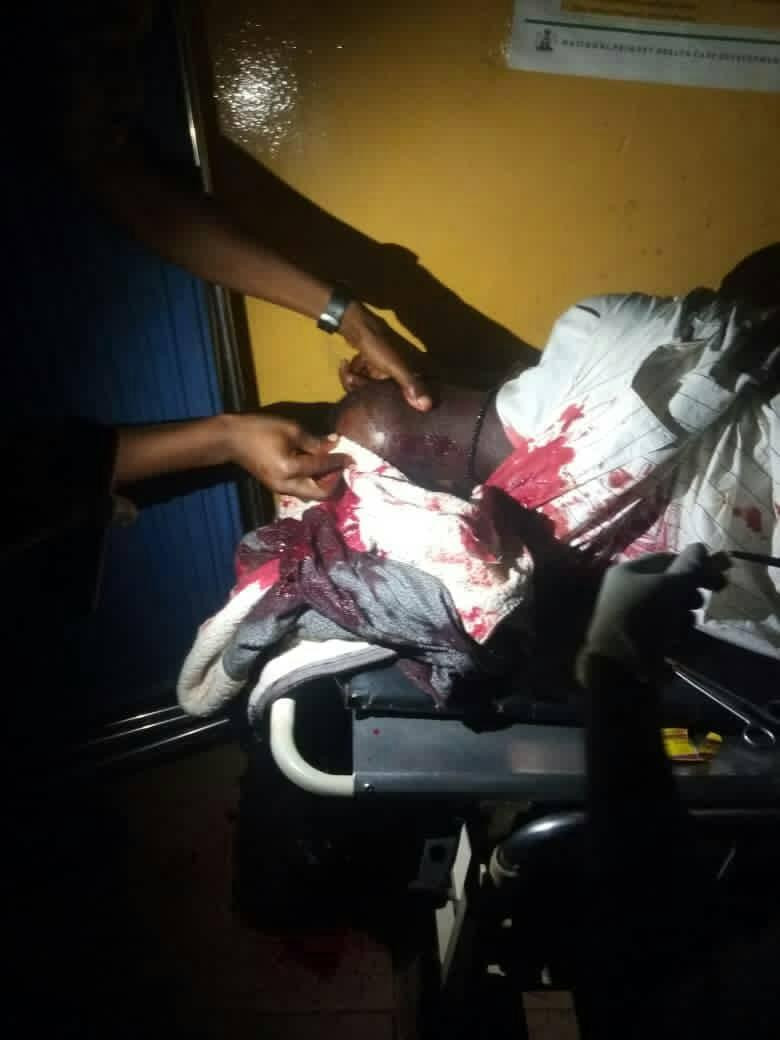 One killed, 12 injured and 32 others reportedly abducted as bandits attack Kaduna town (graphic photos)