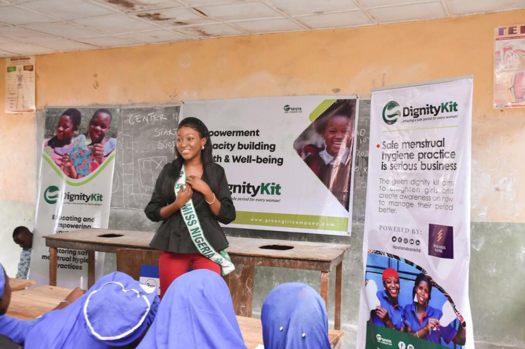 The Green Dignity Kit project