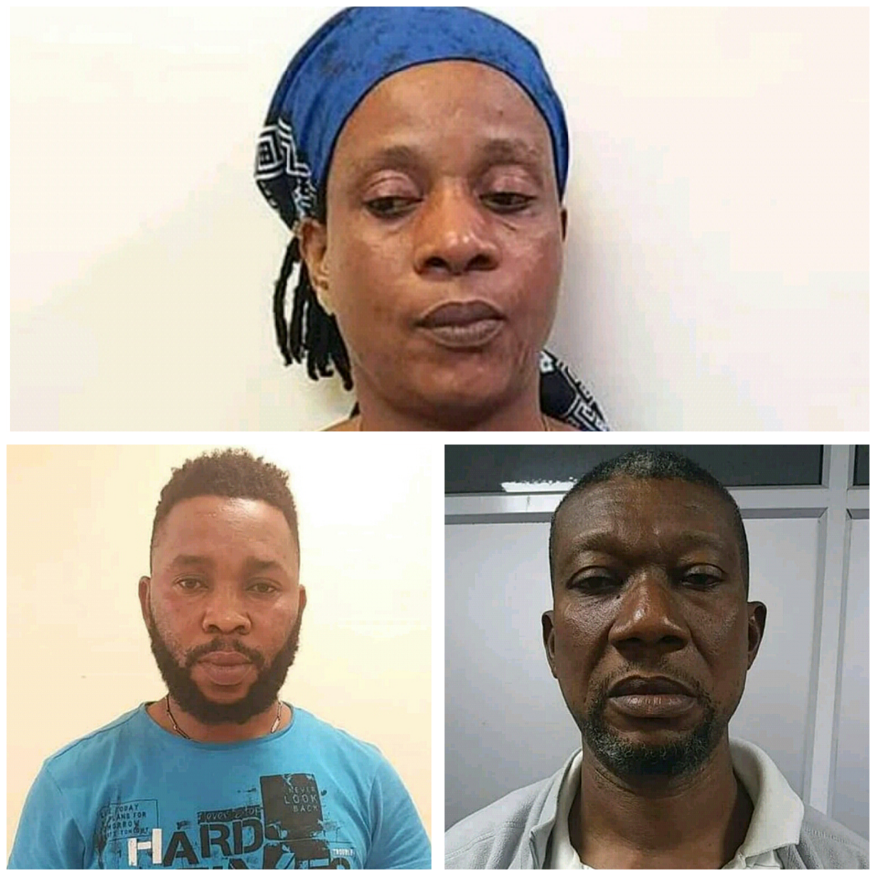 NDLEA arrests woman with 35 wraps of cocaine concealed in her underwear at Lagos airport; intercepts Italy, Turkey-bound drugs