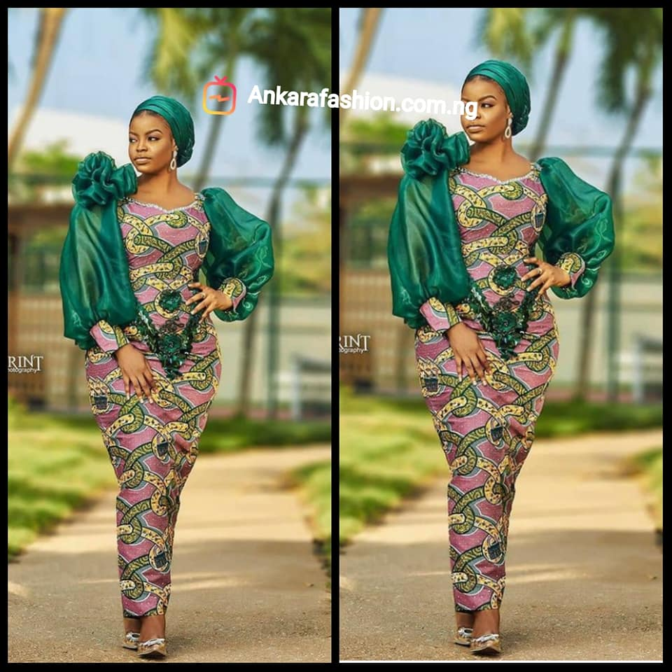 Beautiful African Dresses Styles