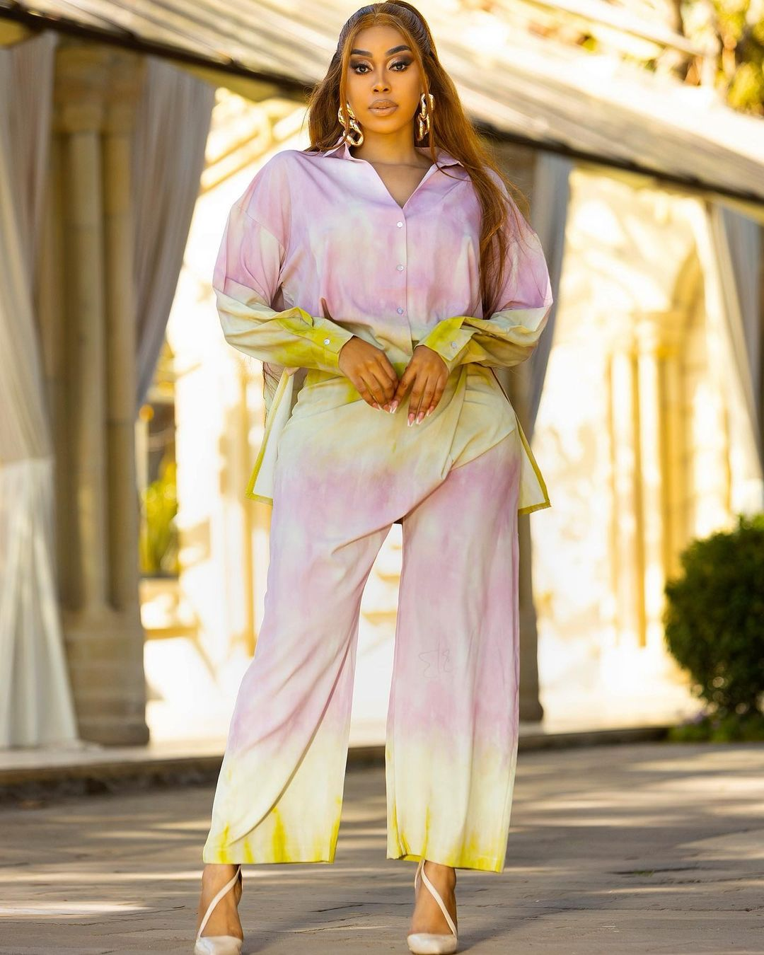Mpho Tsila- Adorable Outfits For Formal Events