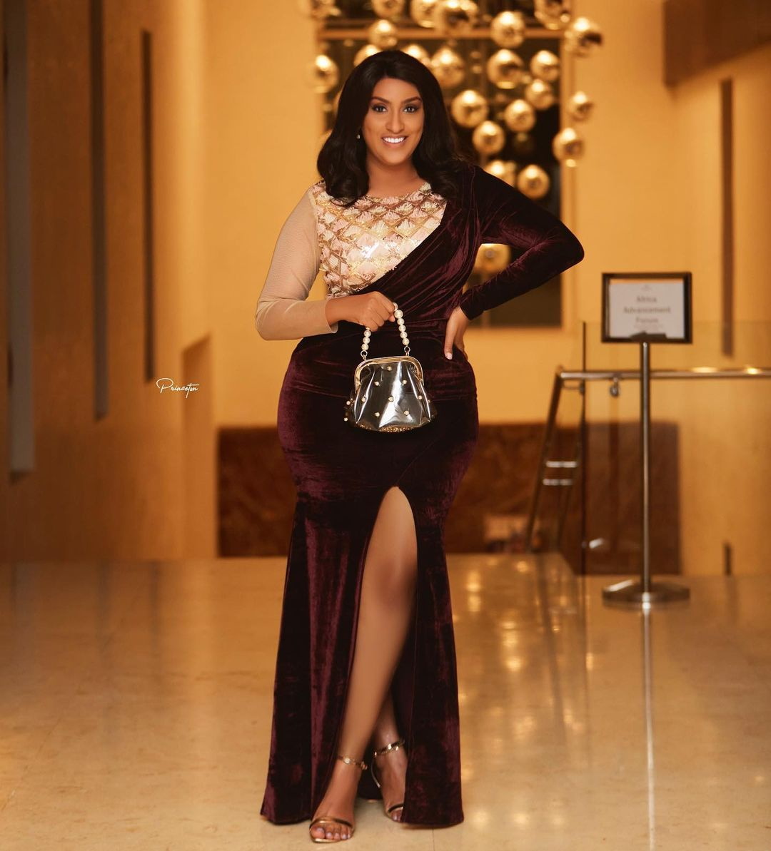 1. Juliet Ibrahim- Looking Glamorous For The Weekend